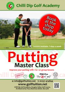 Putting Master Class poster v1