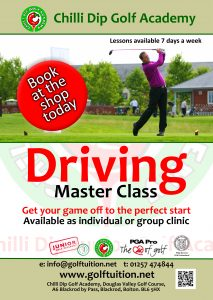 Driving Master Class poster v1
