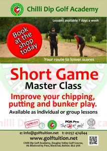Short Game Clinic poster v1