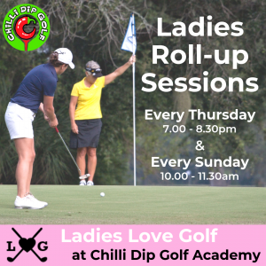 Ladies Golf Sessions