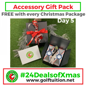 Golf Accessory Gift Pack