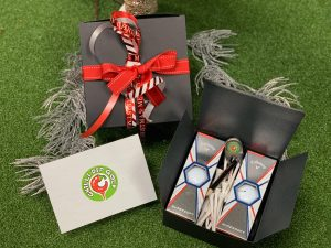 Chilli Dip Golf Gift Box