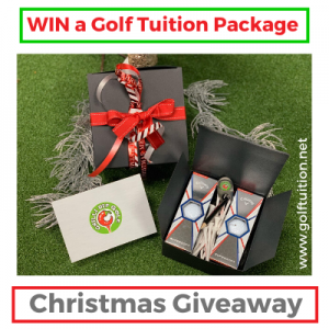 Win a Golf Tuition Package